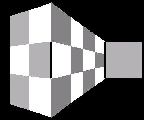 A votre avis, quel petit trait gras vertical noir est le plus grand ?
