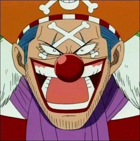 Qui est-ce ?  Equipage du clown