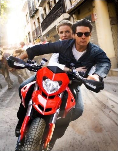 En 2010, les traducteurs ont fait fort, lorsque le nouveau film de Tom Cruise, dans lequel il partageait l'affiche avec Cameron Diaz, est sorti. Qu'ont-ils fait ?