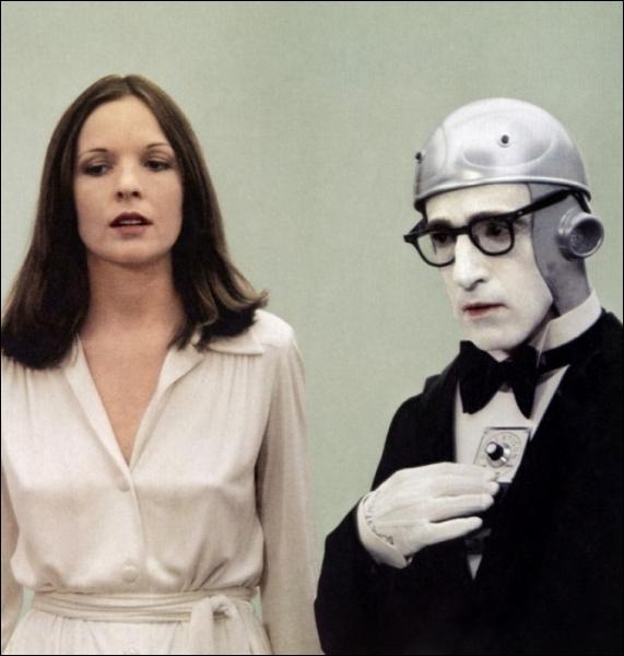 Quel est le titre français, totalement stupide, du film  Sleeper  de Woody Allen, dans lequel le héros est un homme cryogénisé qui se réveille 200 ans plus tard ?