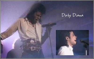 La chanson  Dirty Diana  est un hommage à Lady Diana