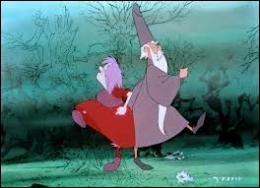 Pour sauver Arthur de l'emprise de la sorcière , Merlin décide de l'affronter dans quel type de duel ?