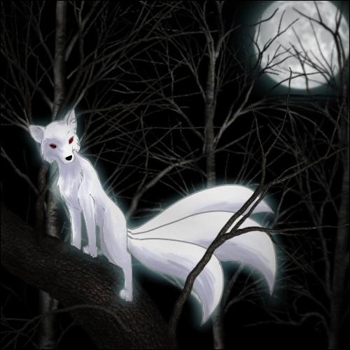 Quel est le nom de cet animal tiré de la religion japonaise ? ( inspiration de Naruto ) ?