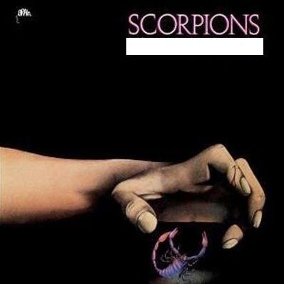 Pochettes des albums de Scorpions