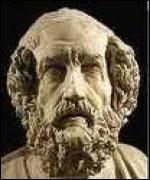 Quel auteur de la Grèce antique a relaté l'histoire de la Guerre de Troie ?