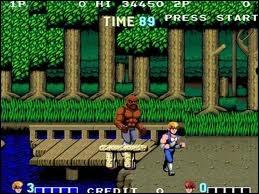 Comment s'appelle ce jeu vidéo des années 80 ?
