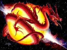 Le dragon est un signe de l'astrologie chinoise.