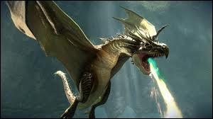 Dans quelle saga cinématographique peut-on voir ce dragon ?