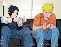 De qui sont amoureux Naruto et Sasuké ?