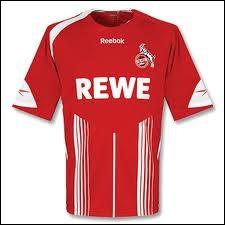 Quel est le maillot de ce club allemand ?