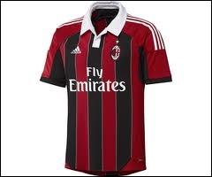 Quel club porte ce maillot italien ?