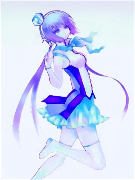 Quel est l'objet fétiche de Aoki Lapi, une Vocaloid 3 ?