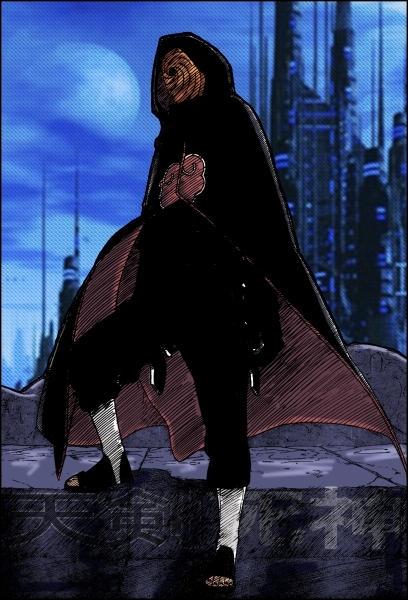 Le chef de l'Akatsuki s'appelle ...