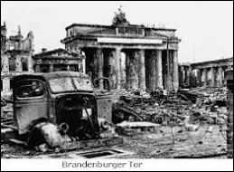 Quel avenir est prévue pour l'Allemagne vaincue ?