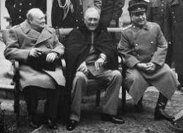 La conférence de Yalta et le partage du monde