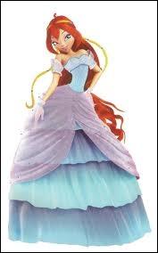 De quelle planète est-elle la princesse ?