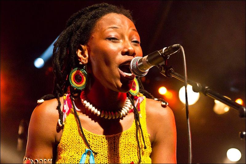 Chanteuse, comédienne et auteur-compositrice malienne, j'ai joué le premier rôle féminin dans  Génèse  en 1999. J'ai travaillé avec Dee Dee Bridgewater et Oumou Sangaré. Je suis...