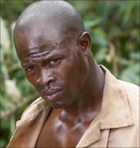 Acteur béninois né en 1964, j'ai joué dans  Gladiator ,  Amistad ,  Blood Diamond , ou  Never Back Down . Je suis...
