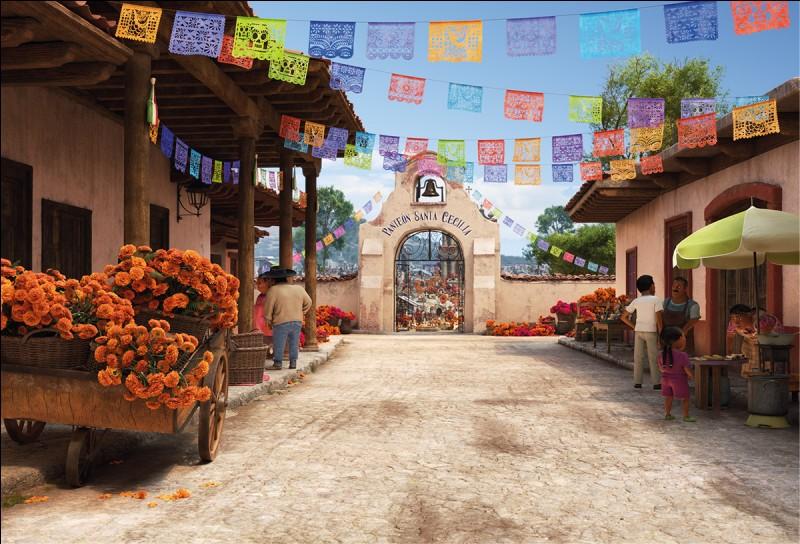 Comment s'appelle le concours de musique organisé sur la place du village ?