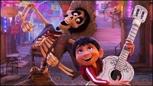 Quel est le nom du personnage sympathique avec lequel Miguel va se lier d'amitié ?