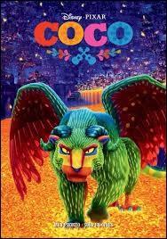 Comment s'appellent les créatures fantastiques, comme Pepita la guide spirituelle de mama Imelda, qui vivent dans le monde des morts ?