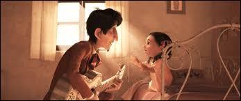 Quelle chanson que lui chantait son père lorsqu'elle était enfant ravive en elle quelques souvenirs ?