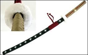 A qui appartient ce sabre ?