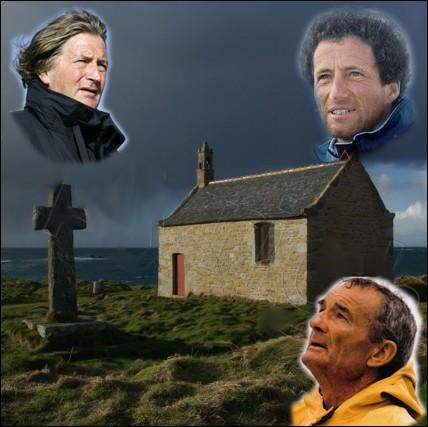 De quel navigateur breton nous vient cette citation :   En Bretagne, la pluie ne mouille que les cons   ?