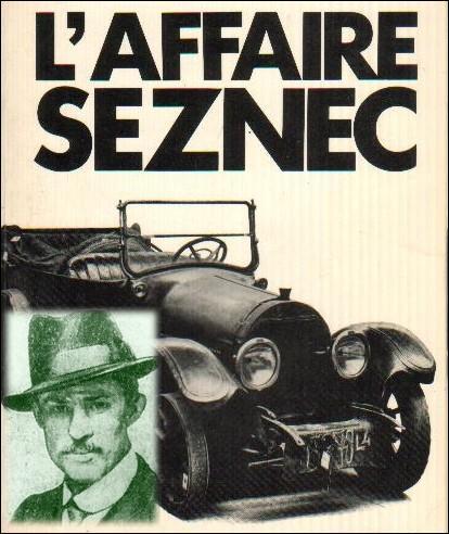 L'affaire Seznec est une affaire criminelle dans laquelle Guillaume Seznec a été reconnu coupable du meurtre de Pierre Quéméneur en 1924. Quelle profession exerçait Guillaume Seznec à Morlaix ?