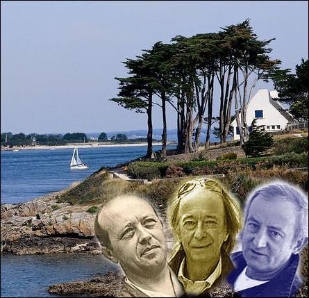 Quel écrivain breton est l'auteur du roman   Les Noces barbares  , adapté au cinéma en 1987 ?