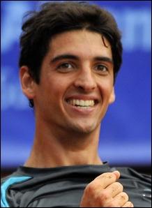Je suis l'un des rares tennismen brésiliens du circuit ATP, au nom assez complexe, vu que je me nomme ...