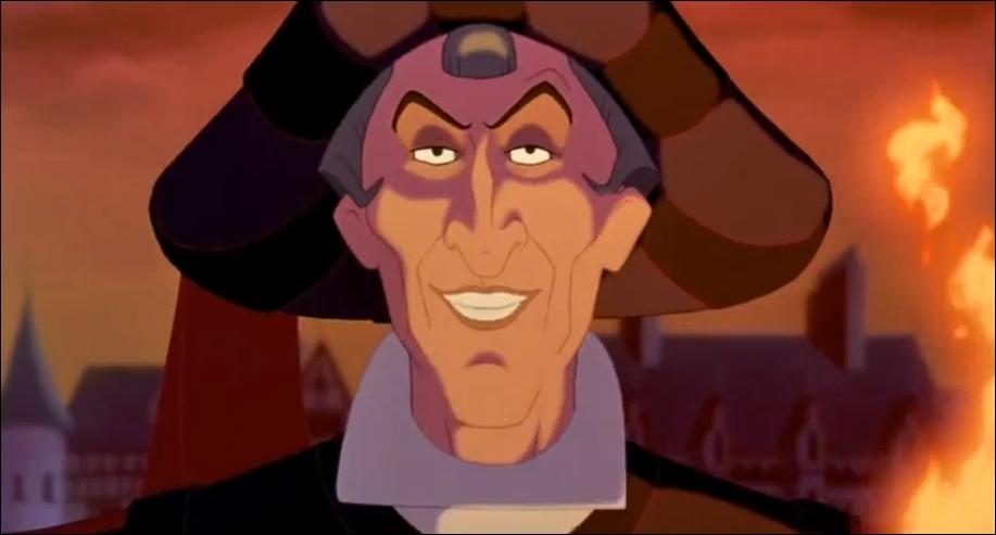 Lequel de ces méchants n'est PAS un méchant Disney ?