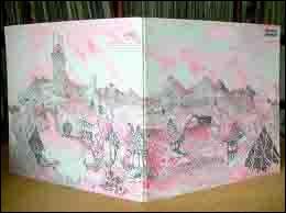 Une pochette d'album (moins connue du grand public) appartenant à l'école mythique du Canterbury et qui a marqué cette école. Mais à quel groupe ? Un indice : Nous sommes au pays du gris et du rose.