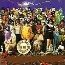 Nous avons commencé par les Beatles, finissons par les Beatles. Qui a parodié la pochette de Sgt. Pepper's Lonely Hearts Club Band ?