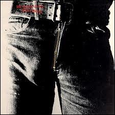 Cette autre pochette mythique est des Rolling Stones. Elle fut nommée meilleure pochette de tous les temps. Qui la créa ?