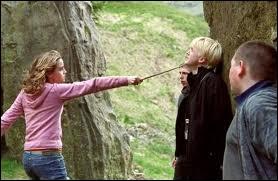 Pourquoi fait-elle ceci dans  Harry Potter et le prisonnier d'Azkaban  ?