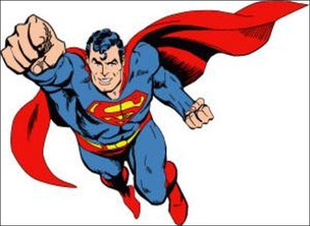 Qu'est-ce qui donne de l'énergie à Superman dans les comics ?