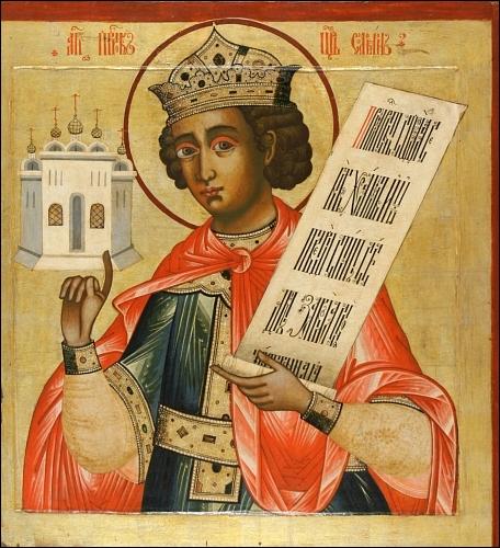 C'était le fils de David et de Bath-Schéba qui plus tard devint roi d'Israël. De qui s'agit-il ?
