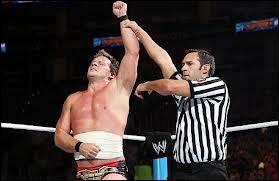 Qui était l'adversaire de Chris Jericho ?