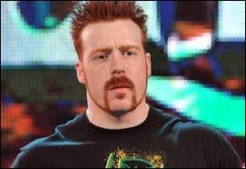 Qui était l'adversaire de Sheamus ?