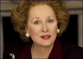 Les Anglais ont surnommé leur seul premier ministre qui fut une femme :