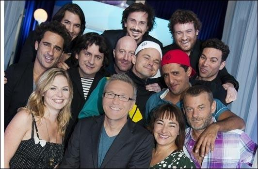 Lequel de ces humoristes de l'émission n'est pas présent dans le spectacle ?