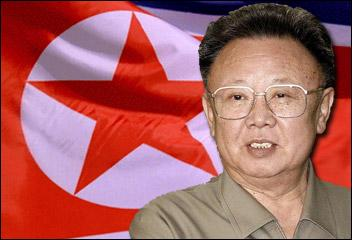 Lequel de ces états est une démocratie ? (Photo : Kim Jong Il glorieux leader de...)
