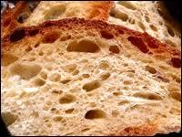 Et une belle tartine pour votre goûter qui approche. Comment s'appelle ce pain qui se mariera si bien avec vos confitures ?