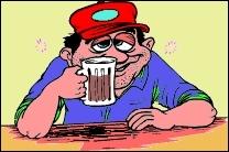 Mais pourquoi boit-il ?