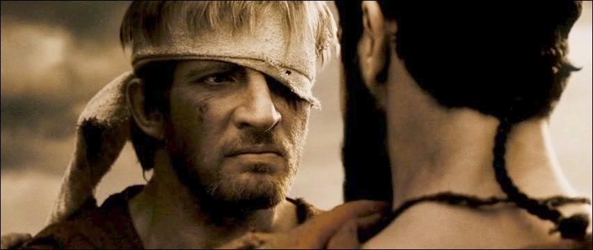 Pourquoi Dilios ne va pas participer à la bataille, sur ordre du roi ?