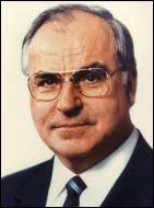 Qui fut le premier chancelier de l'Allemagne réunifiée en 1990 ?