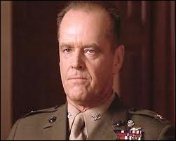 Il est terrifiant car il n'a pas la conscience de l'acte de mort qu'il a commis, qu'il fait sa loi tout seul, qu'il pense que son jugement est imparable. Jack Nicholson lui donne vie. C'est ?