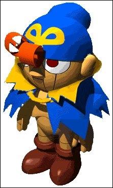 Dans quel jeu est ce personnage ?