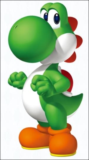 Qui est ce dinosaure vert ?